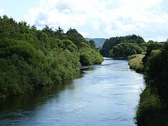 Findo Gask - Image: River Earn