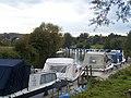 River Medway towards Wateringbury - geograph.org.uk - 1101832.jpg