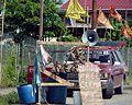 Roadside Vendor, Debe, Trinidad and Tobago.JPG
