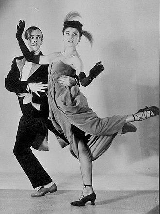 Margot Fonteyn - Robert Helpmann and Margot Fonteyn, Façade (1936)