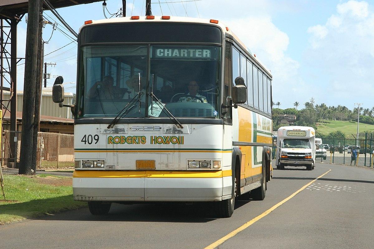 Roberts Hawaii Land Tours