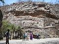 Rock of Ranthambar Arabolli RAJ.JPG