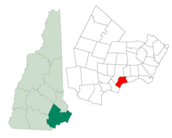 Newton, New Hampshire - Wikipedia, the free encyclopedia