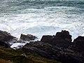 Rocks below Pendeen Watch - geograph.org.uk - 75093.jpg