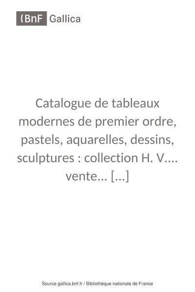 File:Roger-Milès - Catalogue de tableaux modernes de premier ordre, 1897.djvu