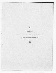 Léon Roger-Milès: Catalogue de tableaux modernes de premier ordre