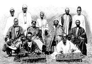 Nalu people - Image: Roi Dinah Salifou