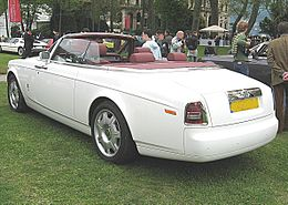 Rolls-Royce Phantom-Drop-Head-Coupé Rear-view.JPG