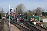 Rolvenden locomotive yard - geograph.org.uk - 389974