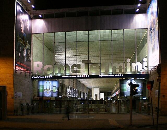 Gare de Rome-Termini