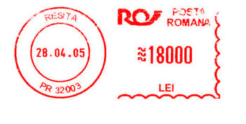 Romania stamp type FB6.jpg