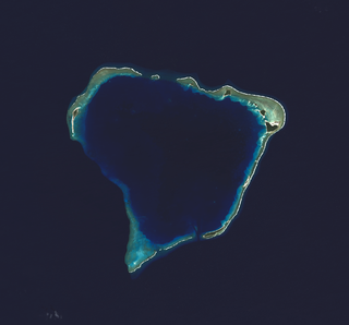 Rongerik Atoll atoll in the Marshall Islands