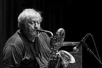 Ronnie Cuber - Ronnie Cuber in Aarhus, Denmark (2017)