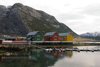 Flatanger Municipality in Trøndelag, Norway