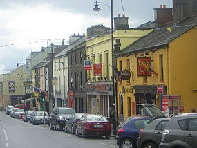 Roscommon - Main Street - geograph.ie - 1969015.jpg
