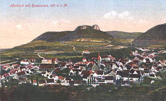 Heubach - Heubach and Rosenstein abt. 1900