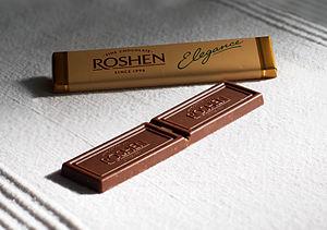 Roshen - Roshen chocolate.