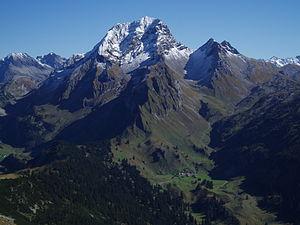Lechquellen Mountains - Rote Wand