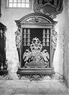 rouwbord van francois van harencarspel - beverwijk - 20034534 - rce