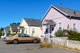 Samoa, California census-designated place in California, United States