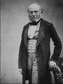 Sir Rowland Hill, l'inventore del francobollo