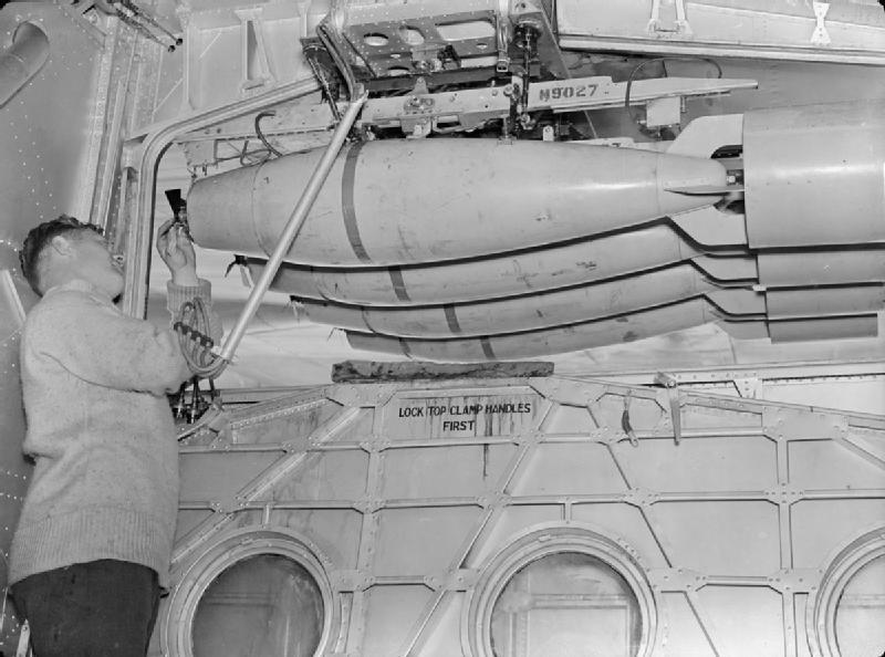Royal Air Force Coastal Command, 1939-1945. CH808