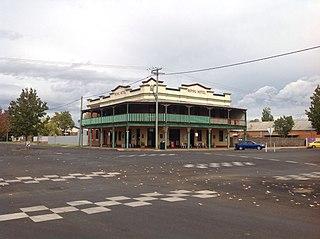 Binnaway Parish, New South Wales New South Wales, Australia