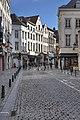 Rue de Marché, Bruxelles, Belgium - October 31, 2010 - panoramio.jpg
