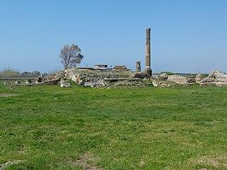 Liternum Ancient Roman town