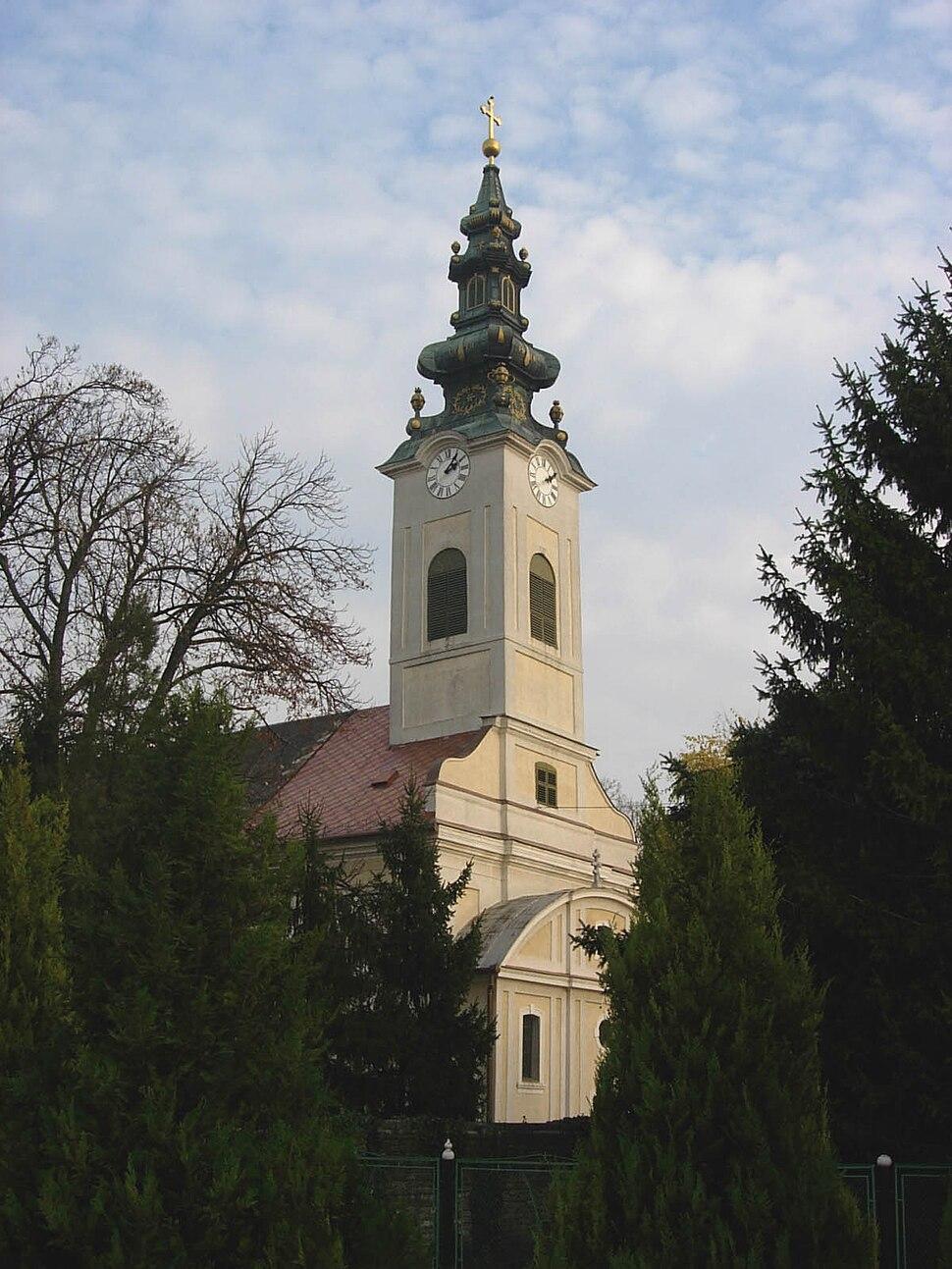 Ruski Krstur, Uniate church