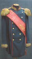 Russian generals uniform - 15th firing regiment - of King of Montenegro Nikola I Petrović.png