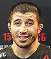 Rustam Khabilov at UFC Fight Night 136.jpg