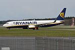 Ryanair, EI-EFZ, Boeing 737-8AS (26194043244).jpg