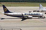 Ryanair, EI-ENS, Boeing 737-8AS (27845404253).jpg