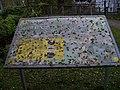 Rybníky v Krčském parku, informační tabule.jpg