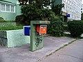 Sídliště Horní Roztyly, Augustinova 23, poštovní schránka.jpg