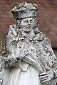 Sümegprága, Nepomuki Szent János-szobor 2021 13.jpg