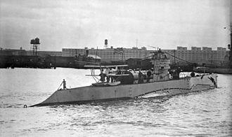 USS S-1 (SS-105) - S-1 (SS-105)