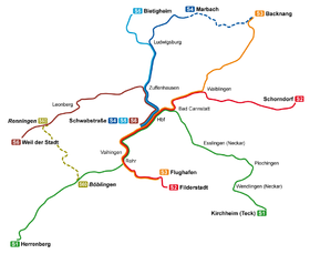 Image illustrative de l'article S-Bahn de Stuttgart