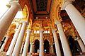 S-TN-23 Thirumalai Naicker Palace Pillars and Ceiling Perspective.jpg