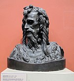 S. John by Donatello (1457, Siena, casting in Pushkin museum) by shakko 02.jpg