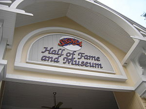 Southern Gospel Museum and Hall of Fame - Entrance