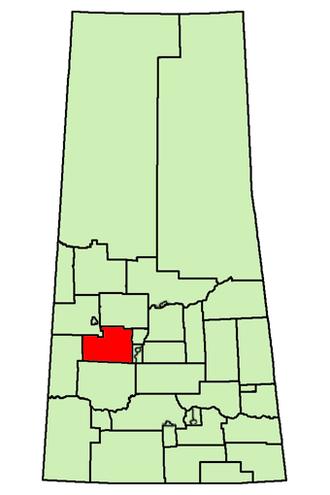 Biggar (electoral district) - Image: SK Electoral District Biggar