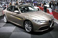 Alfa Romeo Giulia 2015 Wikipedia Wolna Encyklopedia