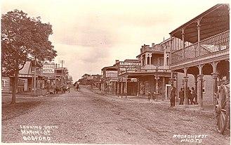 Gosford - Gosford, prior to 1927