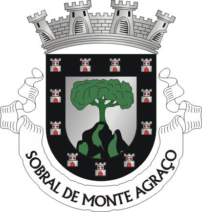 Coat of arms of Sobral de Monte Agraço