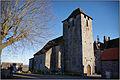 SOULOMES (Lot) - Eglise Sainte-Marie-Madeleine (vue Nord-Ouest).jpg