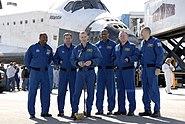 STS-129 Landing 10