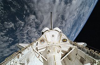 STS-65 human spaceflight