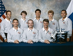 STS-84 - Image: STS 84 crew